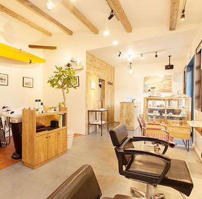 飯能・日高にある美容室stokedでは美容室にいる時間を快適に、楽しく、そんなサロンになればと思っております